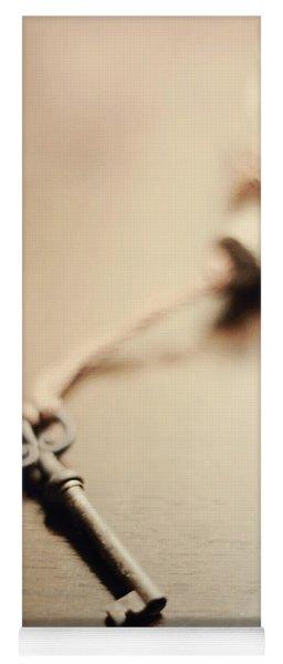 A Key... Yoga Mat