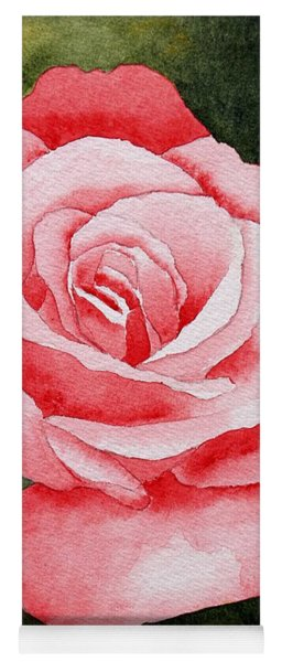 A Rose By Any Other Name Yoga Mat