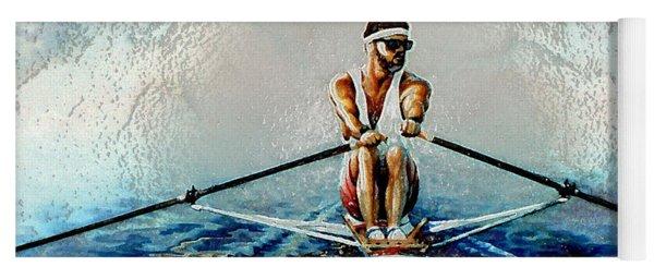 A Rowers Dream Yoga Mat
