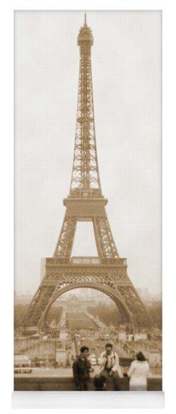 A Walk Through Paris 5 Yoga Mat