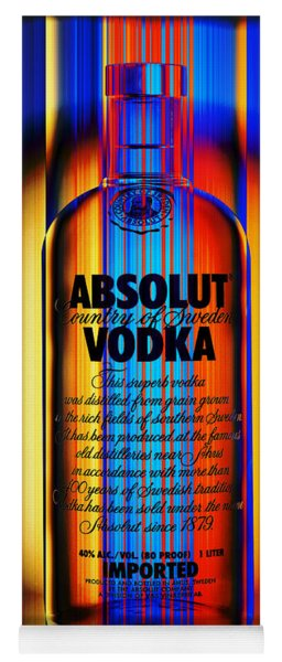 Absolut Abstract Yoga Mat