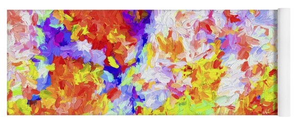 Abstract Series 27 Yoga Mat