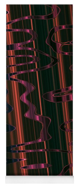 Abstract 327 Yoga Mat