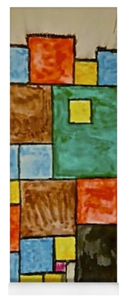 Abstract 89-003 Yoga Mat