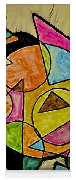 Abstract 89-004 Yoga Mat