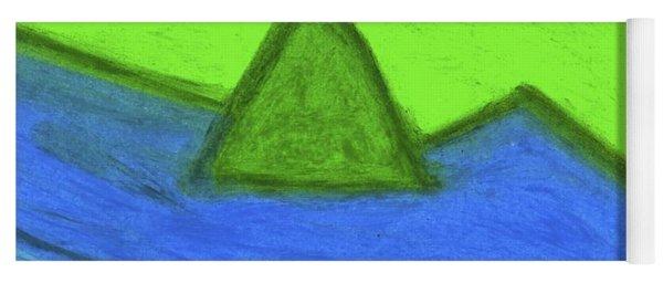 Abstract 92-001 Yoga Mat