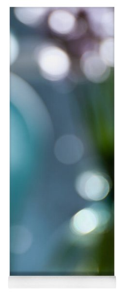 Abstract Bokah Vases Yoga Mat