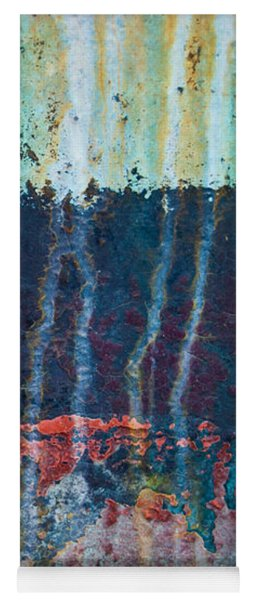 Abstract Landscape Yoga Mat