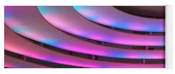 Abstract Light Yoga Mat
