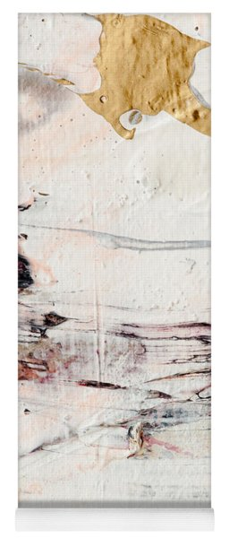 Abstract Original Painting Number Eleven Yoga Mat