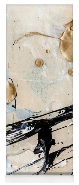 Abstract Original Painting Untitled Twelve Yoga Mat