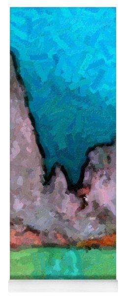 Acid Lake Yoga Mat