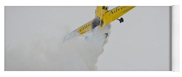 Aerobatics At Cuatro Vientos II Yoga Mat