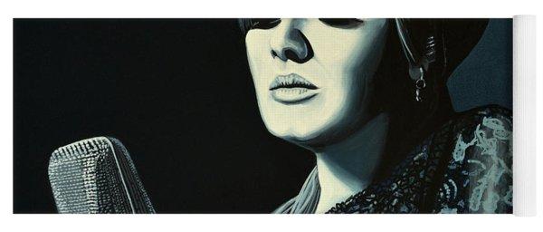 Adele 2 Yoga Mat