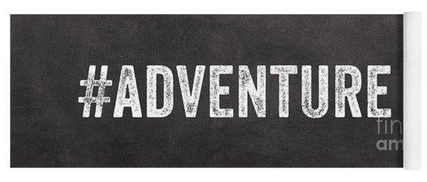 Adventure  Yoga Mat