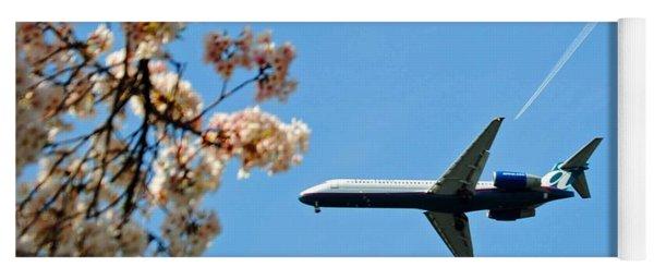 Air Tran Airlines Yoga Mat