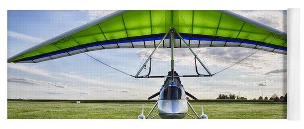 Airborne Xt-912 Microlight Trike Yoga Mat