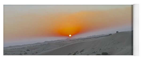 Al Ain Desert 12 Yoga Mat
