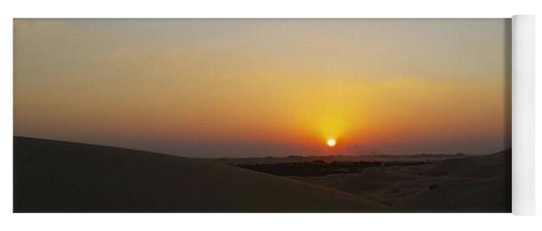 Al Ain Desert 15 Yoga Mat