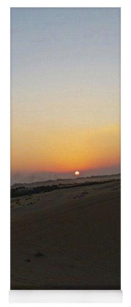 Al Ain Desert 20 Yoga Mat