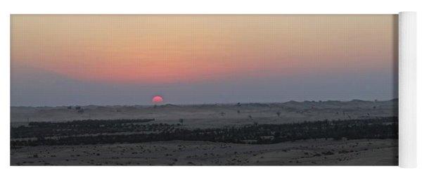 Al Ain Desert 7 Yoga Mat