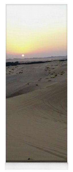 Al Ain Desert 8 Yoga Mat