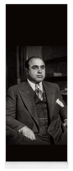 Al Capone - Scarface Yoga Mat