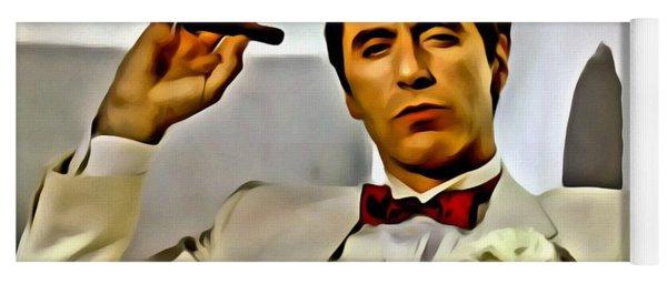 Al Pacino Yoga Mat