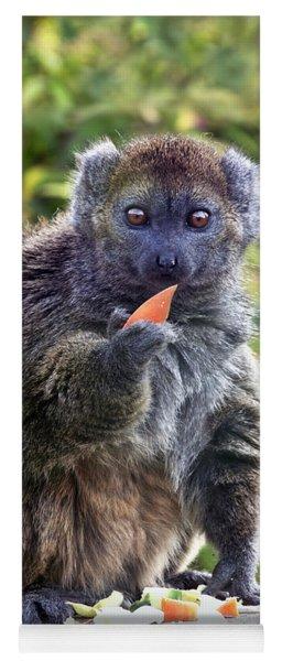 Alaotran Gentle Lemur Yoga Mat