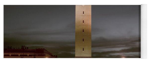 Albritton Bell Tower Yoga Mat