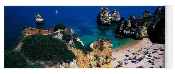 Algarve Portugal Yoga Mat