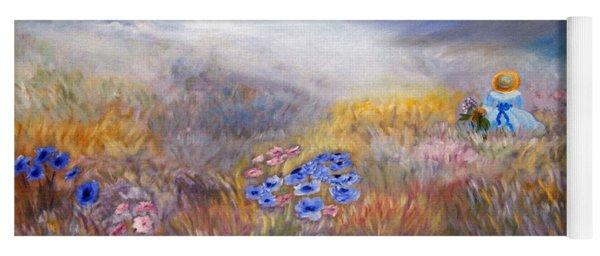 All In A Dream - Impressionism Yoga Mat