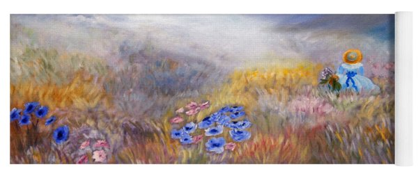 All In A Dream - Impressionism Yoga Mat
