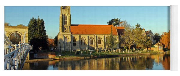 All Saints Church Marlow Yoga Mat