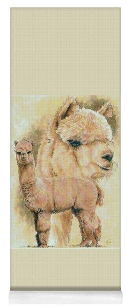 Alpaca Yoga Mat