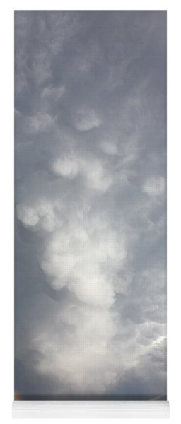 Amazing Storm Clouds Yoga Mat