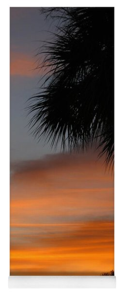 Amazing Sunrise In Florida Yoga Mat