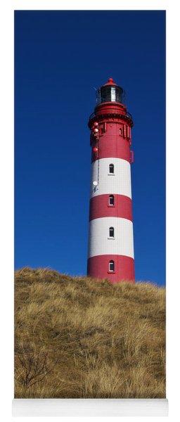 Amrum Lighthouse Yoga Mat