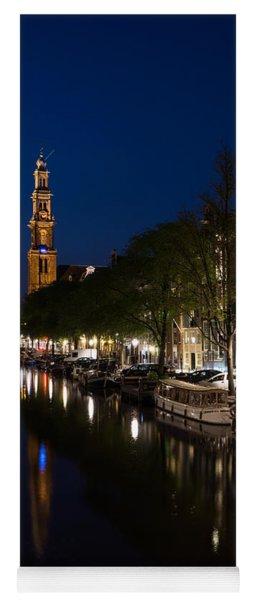 Amsterdam Blue Hour Yoga Mat