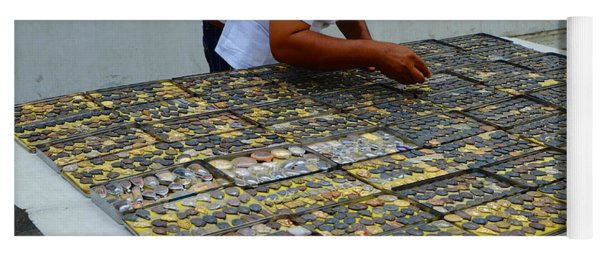 Amulet Collector Yoga Mat