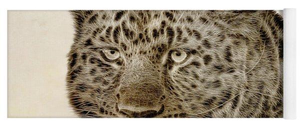 Amur Leopard Yoga Mat