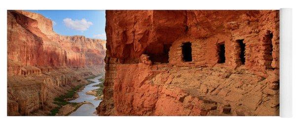 Anasazi Granaries Yoga Mat
