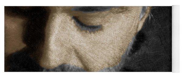 Andrea Bocelli And Square Yoga Mat