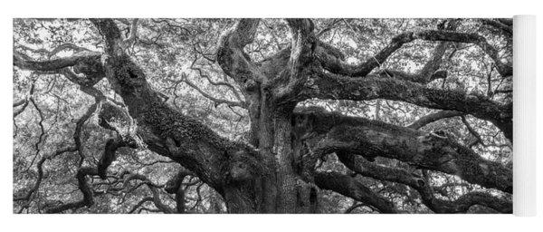 Angel Oak Tree Yoga Mat