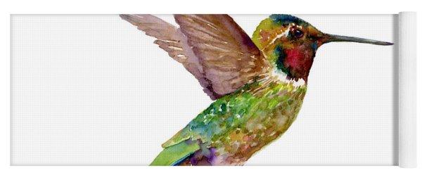 Anna Hummingbird Yoga Mat