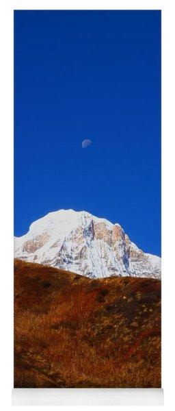 Annapurna South Moon Rise Yoga Mat