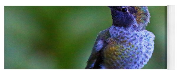 Annas Hummingbird Yoga Mat