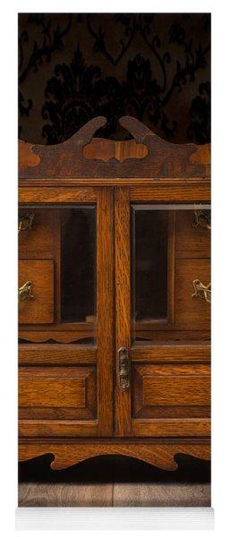 Antique Cabinet Yoga Mat