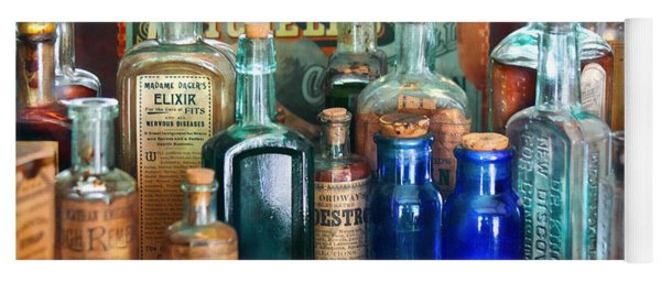 Apothecary - Remedies For The Fits Yoga Mat