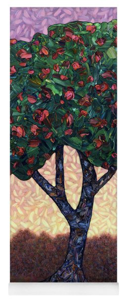 Apple Tree Yoga Mat